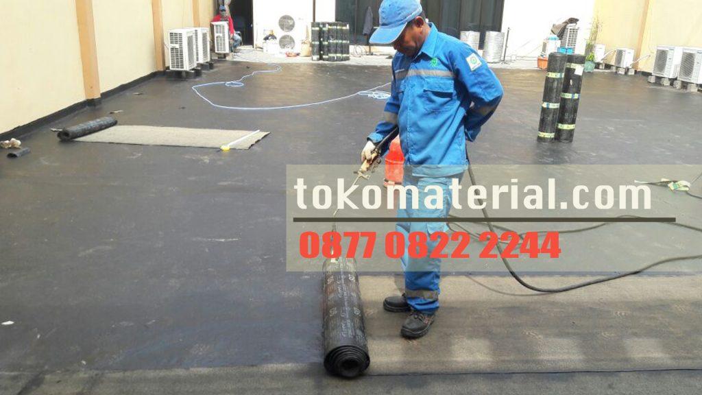 tukang membran aspal bakar di PANGKALPINANG : telepon 087708222244
